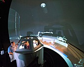 Astronaut training,USA