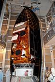 NPP satellite preparations