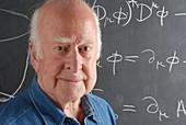 Peter Higgs,British physicist