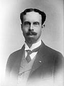 Frank Perret,US geophysicist