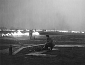 Fog-dispersal system,1948