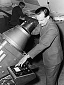 Met Office radar,1955