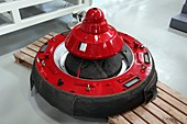 Soyuz-ISS docking adaptor