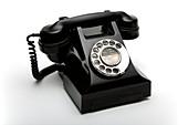 Bakelite telephone