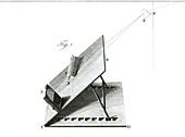 Herschel infrared light experiments,1800