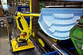 Swimming pool manufacturing,France