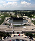 Fermilab grounds
