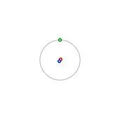 Deuterium,atomic structure