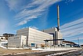Krummel nuclear power plant,Germany