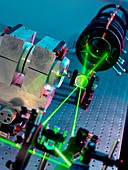 Nanocomposite material testing