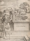 Water pump,17th century