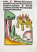 Altar offering,15th century