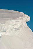 Cornices in the Cairngorms,Scotland