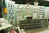 Titan missile firing room