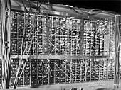 Pilot ACE computer components,1950