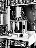 Pilot ACE computer components,1954