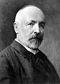 Georg Cantor,German mathematician