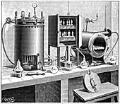 Pasteur Institute vaccine research,1890