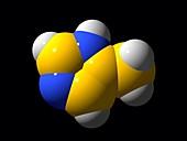 4-Methylimidazole molecule