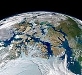 Open Northwest Passage,2012