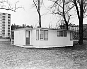 Emergency war housing,1945