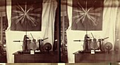 Holtz machine,steroegraphic images