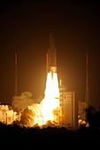 Johannes Kepler ATV launch