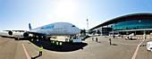 Roland Garros Airport,Reunion island