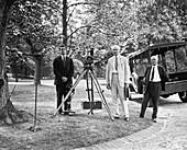 De Forest pioneering Phonofilm,1924