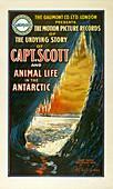 Captain Scott film poster,1913