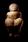 Venus of Willendorf,Stone Age figurine