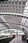 Lehrter Bahnhof station,Germany