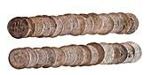 30 Islamic coins