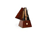 Early 20th Century metronome