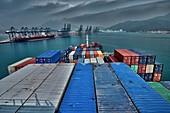 Yangshan Port,China
