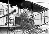 Thomas Scott Baldwin,US aviator