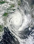 Tropical cyclone Funso