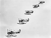 Naval torpedo bombers,1920s