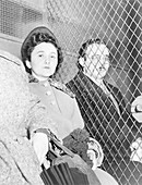 Rosenbergs,convicted Cold War spies