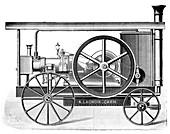 Lacroix petrol locomotive,1897