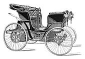 Rossel petrol car,1897