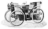First car to use Michelin tyres,1897