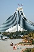 Jumeirah Beach Hotel,Dubai