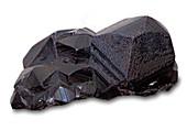 Pyrargyrite crystals