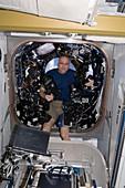 Astronaut Don Pettit,ISS