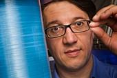 Silica Nano-wire Research