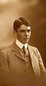 William Lawrence Bragg,British physicist