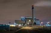 Belvedere waster-to-energy incinerator
