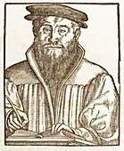 Heinrich Pantaleon,Swiss physician