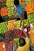 Fruit market,Mauritius